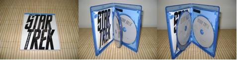 Star Trek Blu-ray