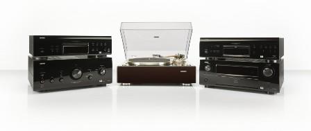 Denon 100th Anniversary 'A100' Collection